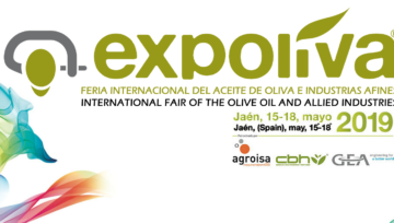 15-18 May 2019 Jaén Spain - Expoliva International Exhibition - MINELLI Elettromeccanica