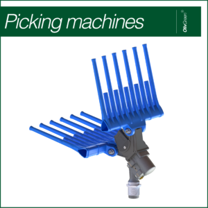 Picking machines